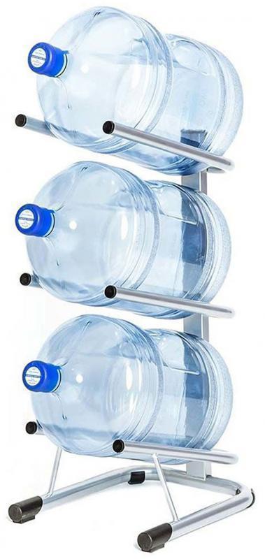 Стеллажи для хранения бутылей