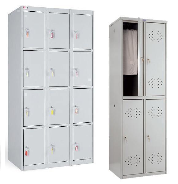 Секционные шкафы