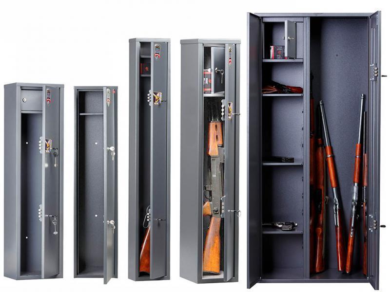 Оружейные шкафы AIKO ЧИРОК (1,2 мм)