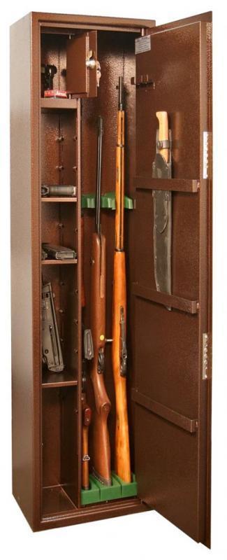 Оружейные шкафы серии КО (1,4-2,0 мм)