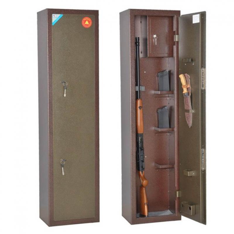 Шкафы оружейные ОШ ИЗ СТАЛИ 2 ММ