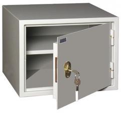 Офисный металлический шкаф КБ-02