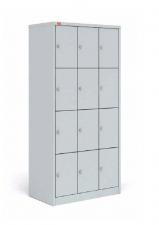 шкаф металлический  для сумок ШРМ-312 купить дешево в СПб