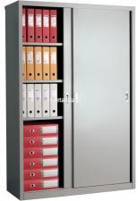 Архивный металлический шкаф для документов ПРАКТИК AMТ 1812