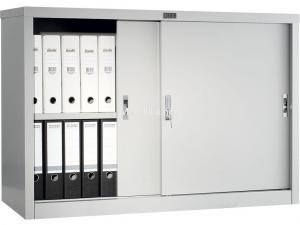 Архивный металлический шкаф для документов ПРАКТИК AMT 0812 дешево
