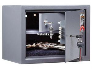 Пистолетный  металлический сейф шкаф AIKO TT-23  купить по низкой цене в СПб, скидки, акции , дешево, недорого