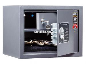 Пистолетный  металлический сейф шкаф AIKO TT-23 EL  купить по низкой цене в СПб, скидки, акции , дешево, недорого