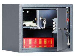 Пистолетный  металлический сейф шкаф AIKO TT-28  купить по низкой цене в СПб, скидки, акции , дешево, недорого
