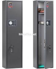 Сейф шкаф оружейный AIKO БЕРКУТ-1 EL  купить по низкой цене в СПб, скидки, акции , дешево, недорого