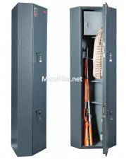 Сейф шкаф оружейный AIKO БЕРКУТ-3У (угловой)   купить по низкой цене в СПб, скидки, акции , дешево, недорого
