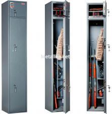 Сейф шкаф оружейный AIKO БЕРКУТ-165/2  купить по низкой цене в СПб, скидки, акции , дешево, недорого