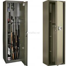 Шкаф сейф оружейный VALBERG САФАРИ EL купить по низкой цене в СПб, скидки, акции , дешево, недорого