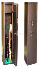 Оружейный  металлический сейф шкаф КО-036т купить по низкой цене в СПб, скидки, акции , дешево, недорого