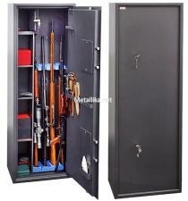 Шкаф- сейф оружейный  О-43 купить по низкой цене в СПб, скидки, акции , дешево, недорого