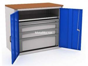 Система хранения металлическая MODUL 1х1000 №8 купить с большими скидками дешево