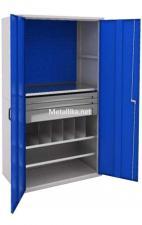 Система хранения из металла MODUL 1х2000 №8 для склада купить в Спб недорого