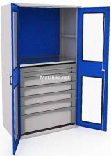 Система хранения MODUL металлическая с дверьми 1х2000 №9 купить недорого в спб