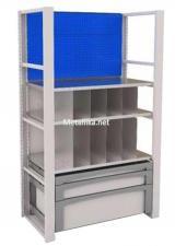 Купить Систему хранения MODUL 1х2000 №5 металлическую недорого в спб