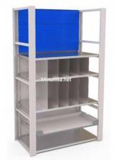 Система хранения  стальная для склада MODUL 1х2000 №4 купить  в СПб недорого