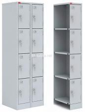 Шкаф металлический ШРМ-28М / ШРМ-14М (модульные) купить дешево в СПб