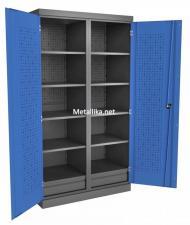 Металлический Шкаф инструментальный PROFFI ПЯ2П10 недорого в спб со скидкой