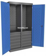 Шкаф инструментальный PROFFI ПЯ10П2 купить недорого в спб