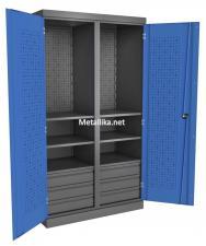 Металлический Шкаф инструментальный PROFFI ПЯ6П6 недорого  купить