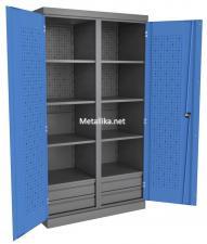 Металлический Шкаф инструментальный PROFFI ПЯ4П8 купить со скидками в спб