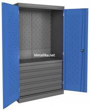 Металлический Шкаф инструментальный PROFFI Я5П1 со скидками в спб недорого