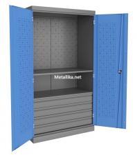 Металлический Шкаф инструментальный PROFFI Я4П2 дешево