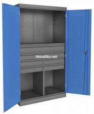 Металлический Шкаф инструментальный PROFFI ПкЯ6/Я1П1 купить недорого со скидками
