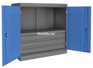 Шкаф-Антресоль инструментальная PROFFI Я3П1 металлический купить в спб