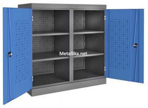 Шкаф-Антресоль инструментальная PROFFI ПП4 металлический недорого со скидкой.
