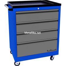 Тележки металлический инструментальные  PROFFI 950.4 М купить в спб