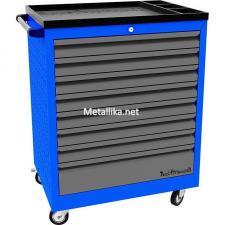 Тележки инструментальные серии PROFFI 950.8 М из металла купить в спб недорого