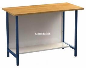 Металлический верстак слесарный  21.2Д.020 купить недорого