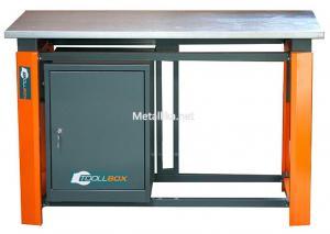 слесарный верстак металлический однотумбовый ТВР1200/1500/1800 (TB0) купить недорого