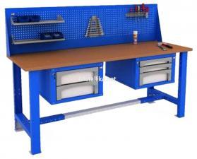 Стол металлический рабочий WOKER WTS 2000 №2 купить дешево