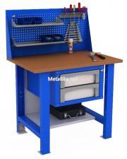 Стол металлический рабочий WOKER WTS 1000 №2 купить дешево