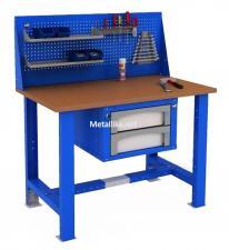 Стол металлический рабочий WOKER WTS 1200 №2