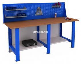 Стол металлический рабочий WOKER WTS 2000 №1 купить недорого