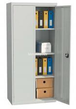 металлический архивный хозяйственный шкаф  ШХА-850(40) / ШХА-850