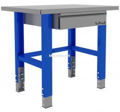 Металлический стол рабочий  Верстакофф ® «PROFFI» 1000 купить недорого