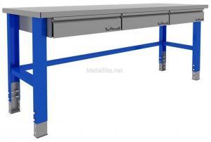 Металлический стол рабочий  Верстакофф ® «PROFFI» 2000 купить дешево