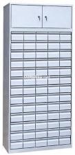 Металлический Шкаф-картотека ШК-65 купить дешево в СПб