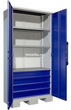 Металлический Шкаф инструментальный AMH TC-003040 Скидки недорого0