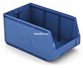 Складской лоток Logic Store 12.407 250х300х500 пластиковый 33 литра купить недорого в спб