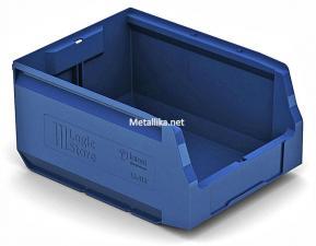 Складской лоток Logic Store 12.412 150x225x300 пластиковый 7,5 литров купить со скидкой недорого