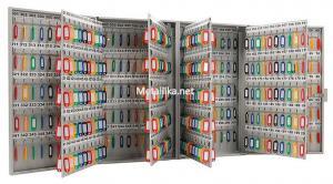 Шкаф для ключей KEY-600
