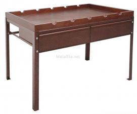 стол для систки стволов металлический  купить дешево  СТ 1200АР